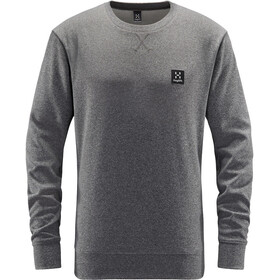 Haglöfs H Crew Neck Sweater Herre grey melange